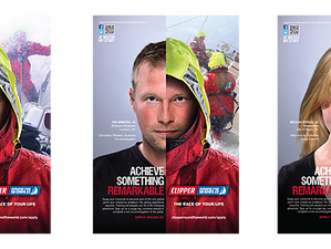 Clipper Round The World Yacht Race. How did Brandwave engage with the public emotionally?