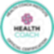 Health Coach Institute Official Health Coach Seal