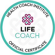 Health coach institute official seal