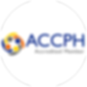 ACCPH Accredited Seal