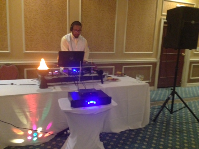 DJ Aaron Wedding Fort Eurtis