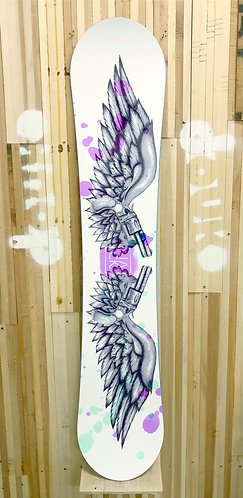 148cm Jack Snowboards Wings Design