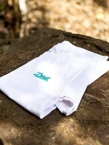 Douk T-Shirt -White