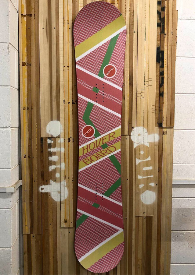 Hover Board Custom Board