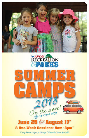 Avon Rec Summer Camps