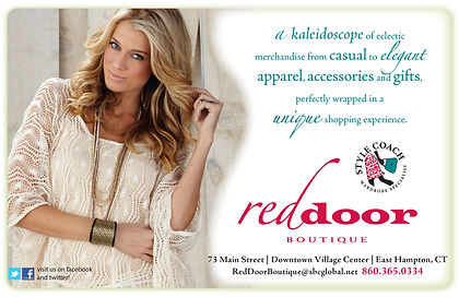 Color Advetisement for Clothing Boutique