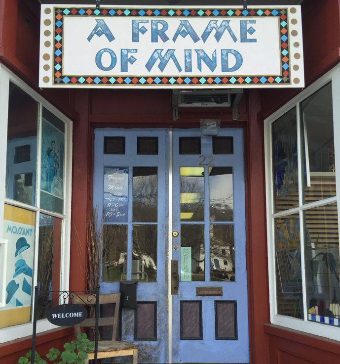 Welcome to A Frame of Mind