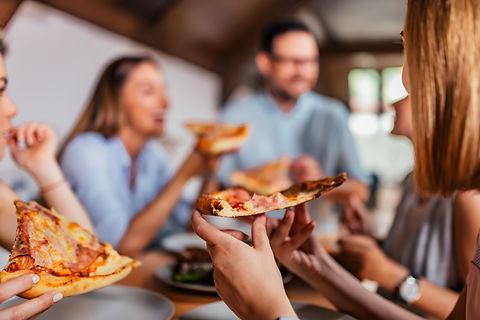 Forno de pizzas