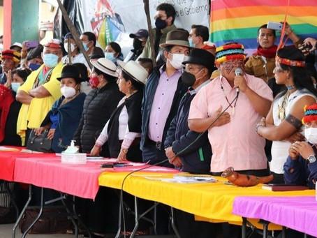 ¿A qué juega el movimiento indígena?