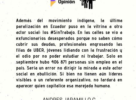 Los #SinTrabajo