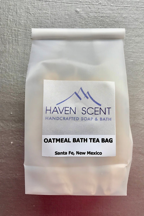 Oatmeal Bath Tea Bag - 9oz