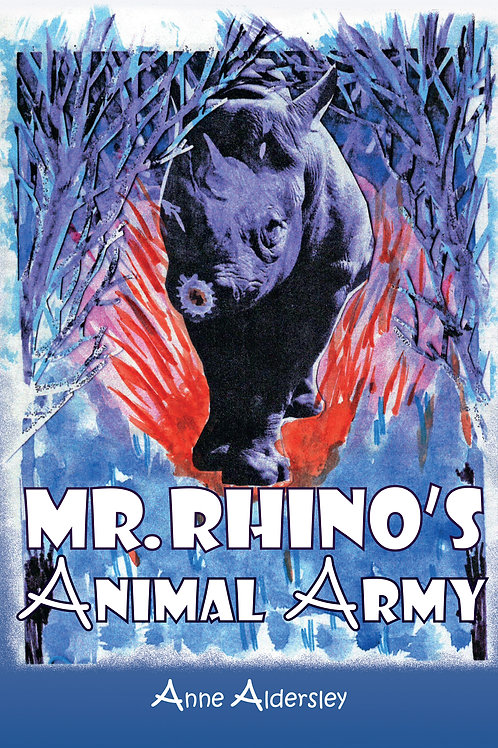 Mr. Rhino's Animal Army Book