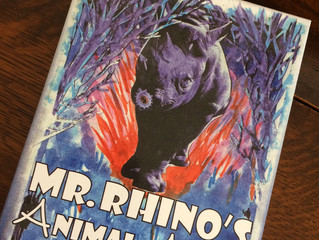 Buy Mr. Rhino's book