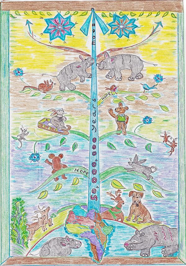 rhino history and tree of life
