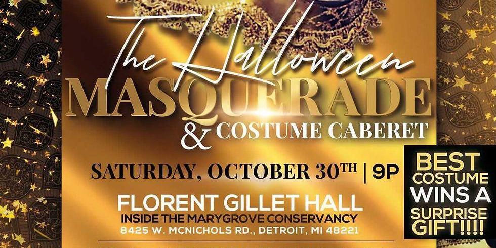 The Halloween Masquerade & Costume Caberet