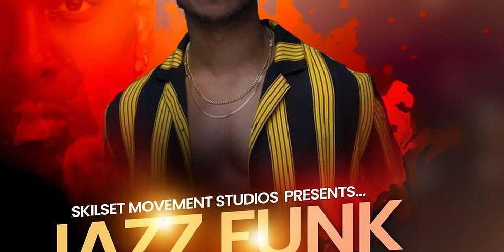 Jazz Funk w/ Sherrod Tate