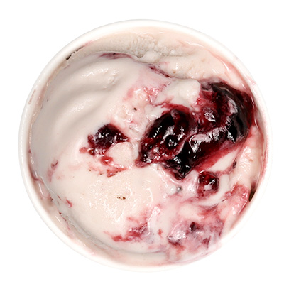 Cherry Cheescake Ice Cream