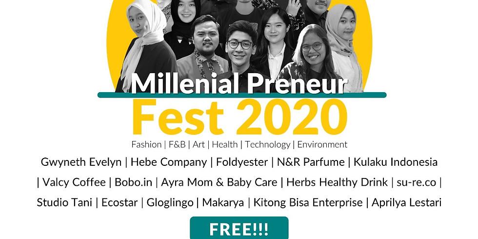 Millenial Preneur Fest 2020