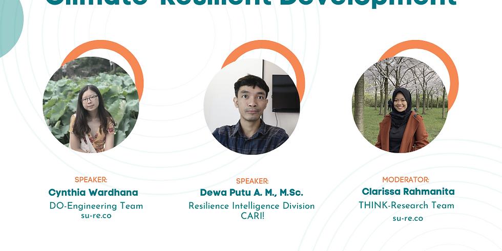 IG Live: Climate-Resilient Development