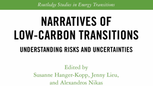 Narratives of Low-Carbon Transitions  Understanding Risks and Uncertainties