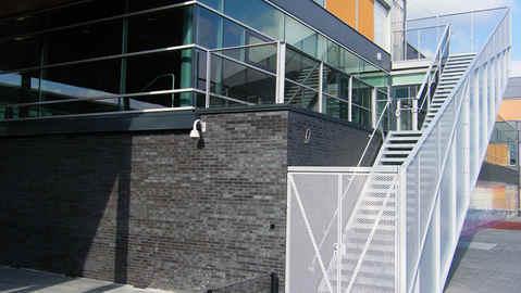 Trappen school de Bron Amersfoort
