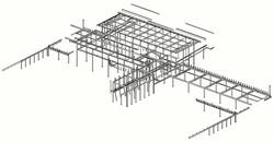 School-staalconstructie-Lyceum-Drachten.