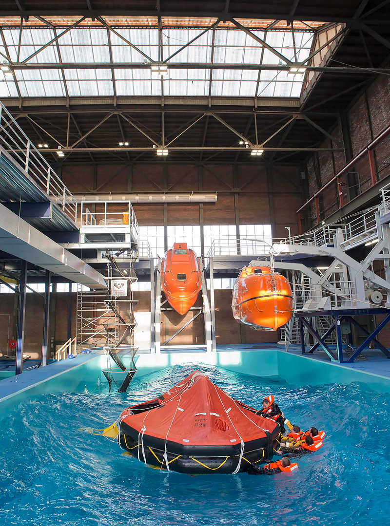 Maritiem Trainings Centrum Amsterdam