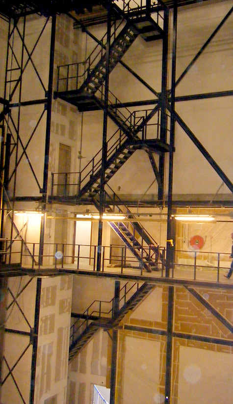 Trappen toneeltoren theater Sneek