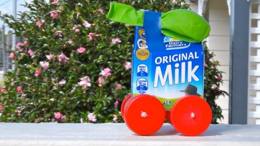 Milk Box Air Power