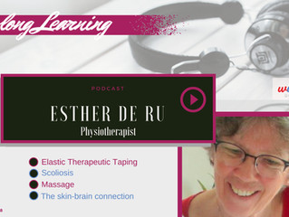 Esther de Ru: Elastic Therapeutic Taping in Pediatrics