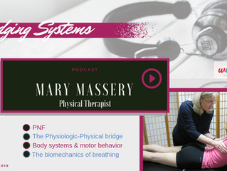 Dr Mary Massery: Bridging systems in  pediatric physical therapy
