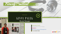 Ginny Paleg: Moving, Standing, Walking with Cerebral Palsy
