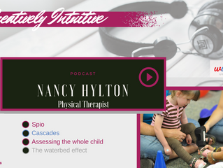 Nancy Hylton: SPIO, Cascades And The Art of Pediatric Physical Therapy