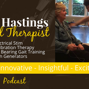 Cutting-Edge Practice for Pediatric Physical and Occupational Therapists with Dr. Susan Hastings