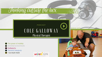 Cole Galloway: Designing Environments for Neuroplasticity and Rehabilitation
