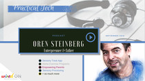 Oren Steinberg: Empowering Parents with Home Programs - Sensory Treat