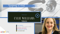 Dr Cylie Williams: A Podiatrist's Perspective on paediatric feet and gait concerns