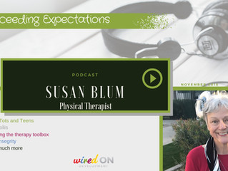 Susan Blum: TMR Tots & Teens - A Foundational Toolbox For Pediatric Physical Therapists
