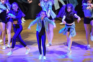 Bliss Dancers Show DVD October2021 Evening