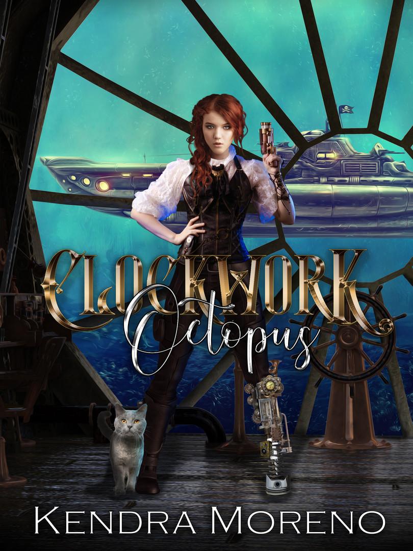 Clockwork Octopus