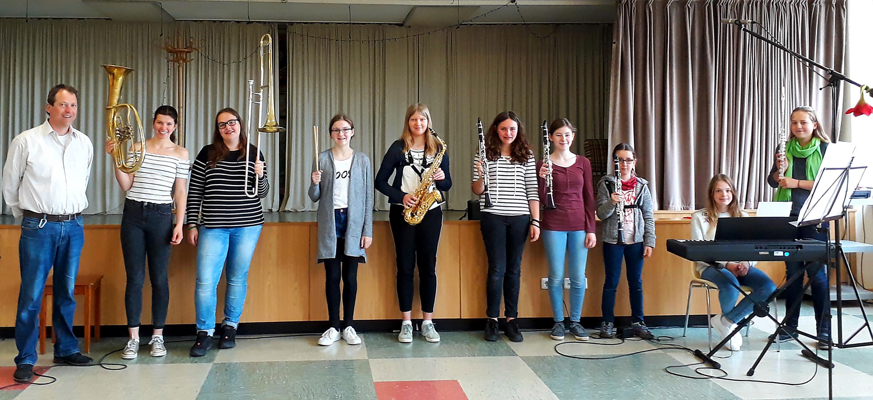Brass Band Realschule Gunzenhausen