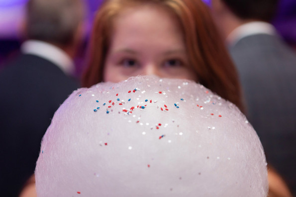 Cotton Candy Station