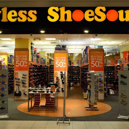 La chaîne de chaussures Payless ferme ses portes au Canada et aux États-Unis