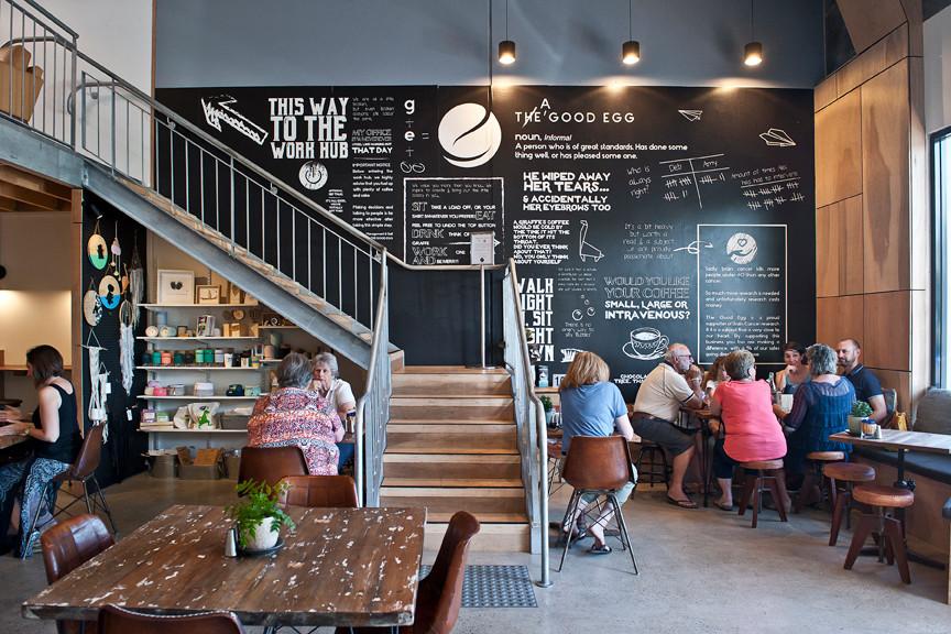 The Good Egg Cafe
