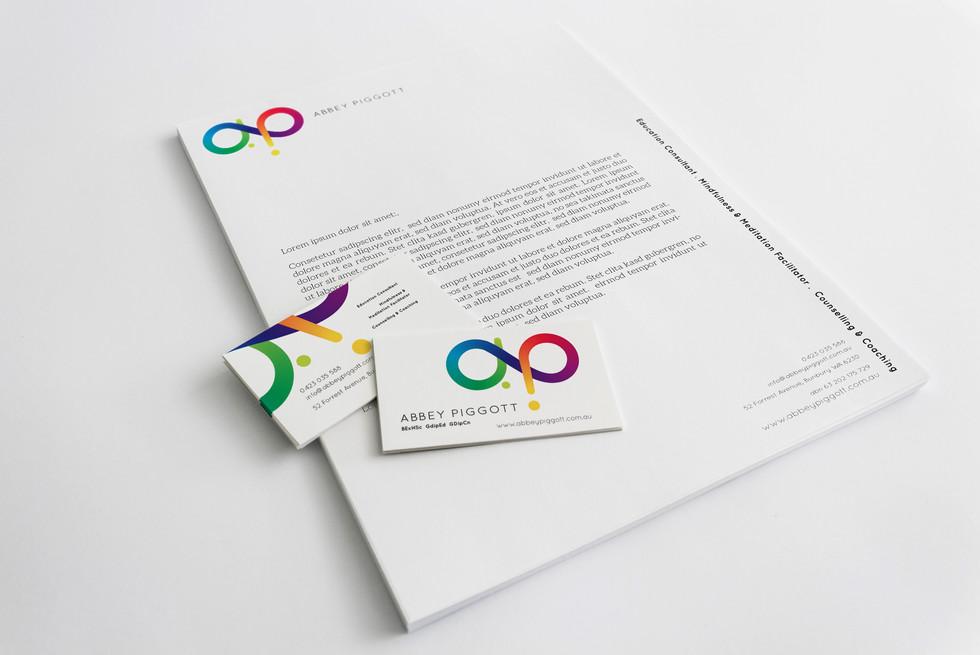 Identity & Stationery design