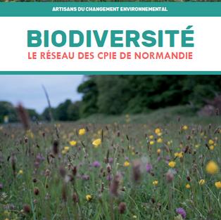 Plaquette biodiversité URCPIE
