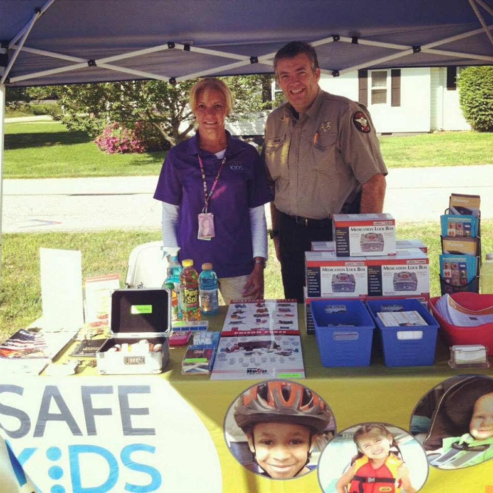 Partner SafeKids at Drug Take Back