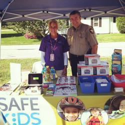 Partner SafeKids at Drug Take Back