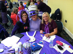Relay for Life supporters