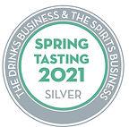 Spring Tastinfg DB and SB Medal 2021SILV